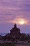 Htilominlo Temple was built during the reign of King Htilominlo (also known as Nandaungmya) in 1211.<br/><br/>  Bagan, formerly Pagan, was mainly built between the 11th century and 13th century. Formally titled Arimaddanapura or Arimaddana (the City of the Enemy Crusher) and also known as Tambadipa (the Land of Copper) or Tassadessa (the Parched Land), it was the capital of several ancient kingdoms in Burma.