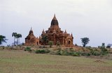 Bagan, formerly Pagan, was mainly built between the 11th century and 13th century. Formally titled Arimaddanapura or Arimaddana (the City of the Enemy Crusher) and also known as Tambadipa (the Land of Copper) or Tassadessa (the Parched Land), it was the capital of several ancient kingdoms in Burma.