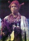 King N'oba N'edo Uku Akpolokpolo Akenzua II, Oba of Benin (1933-1978).